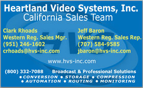 Heartland Video Systems, Inc.