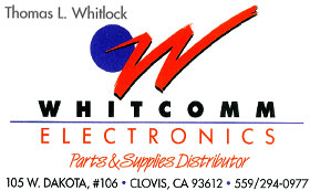 Whitcomm Electronics