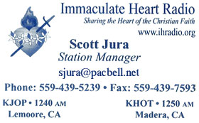 Immaculate Heart Radio